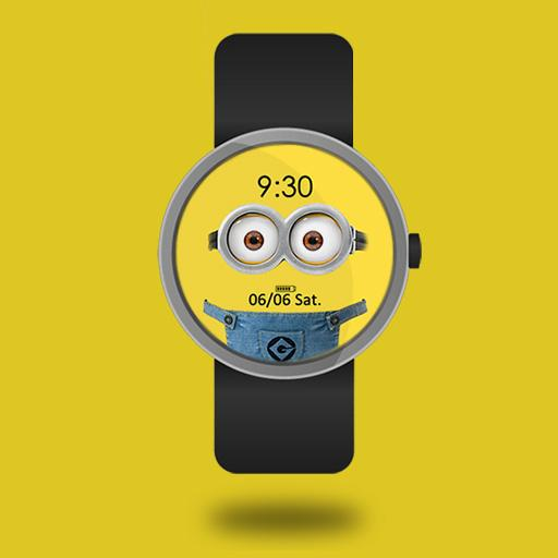 Watch Face for Minions