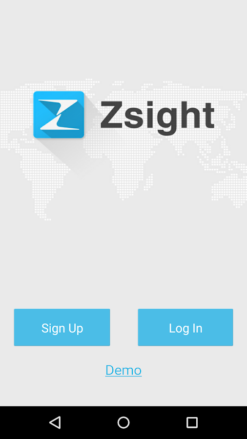 Zsight- screenshot