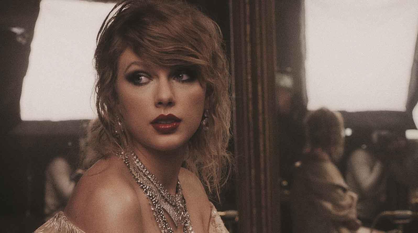泰狂!泰勒絲創下連續4張專輯首週破百萬銷售 2017全美唯一實體專輯破百萬銷售只有她