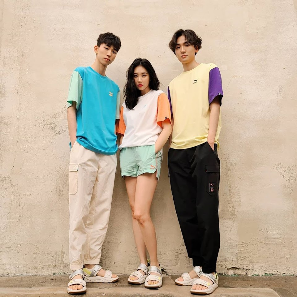 sunmi brothers sibling goals 3