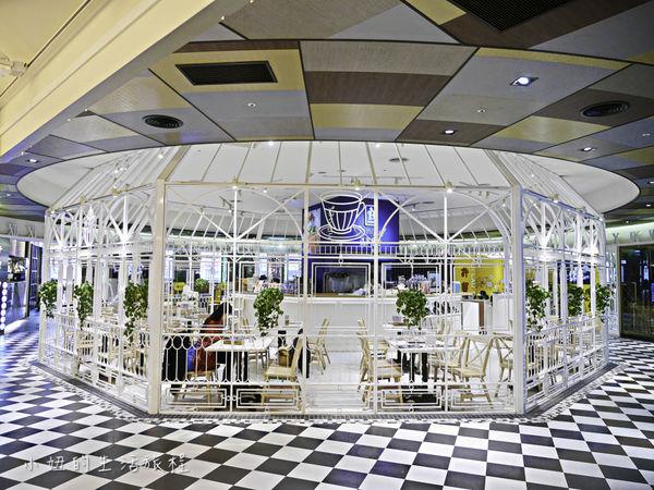 冰果甜心 Bingirl,Att 4 Fun,甜點王國,在純白色鳥籠中用餐的超夢幻餐廳(菜單)