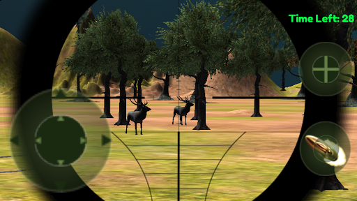 Black Deer Hunting