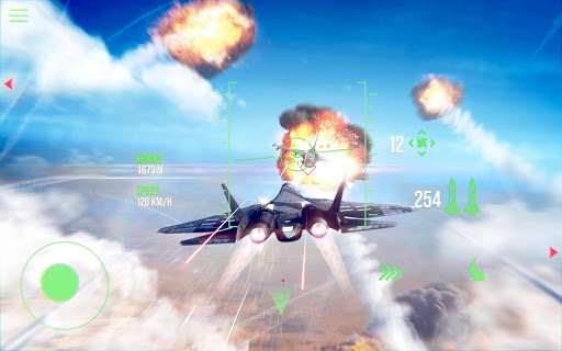 Modern Warplanes: Sky fighters PvP Jet Warfare apktram screenshots 2