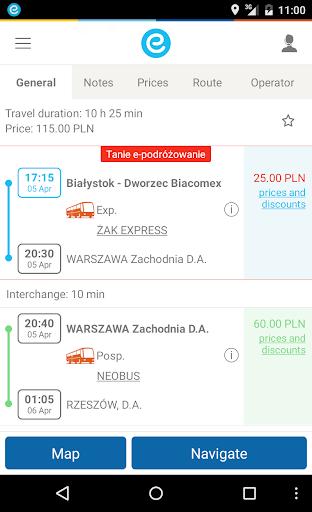 e-podroznik.pl  screenshots 9
