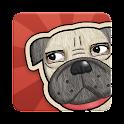 Where's Monsieur Pug? icon