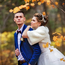 Wedding photographer Olga Shtanger (OlyaZaolya). Photo of 24.10.2017