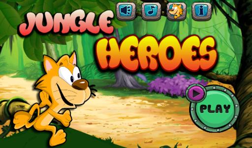 Super Jungle Heroes