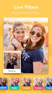 Face Filter, Selfie Editor – Sweet Camera 10