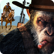 Game Apes Age Vs Wild West Cowboy: Survival Game APK for Windows Phone