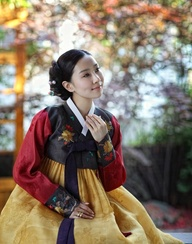 Hanbok Wearing - South Korea Tour