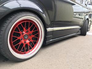 ハイエース  スーパーGL 4WDのカスタム事例画像 隼さんの2020年03月19日19:26の投稿