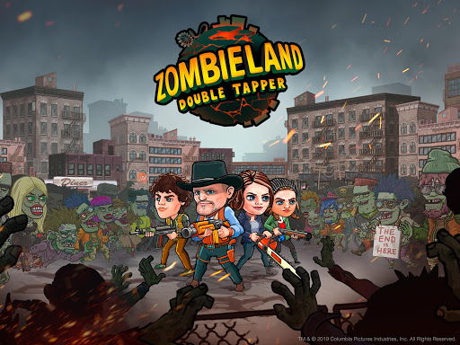 Zombieland: Double Tapper apkpoly screenshots 12