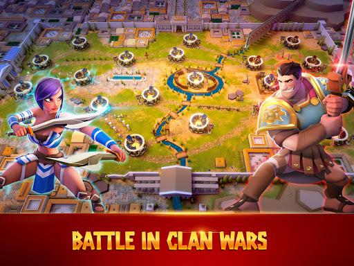 Gladiator Heroes: Clan War Games 2.3.3 screenshots 13
