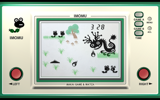 Makai Game & Watch No.01 - IMOMU 1.061 de.gamequotes.net 1