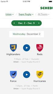 RugbyPass - náhled