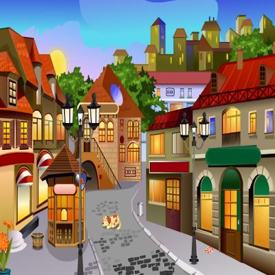 Street Dog Rescue - screenshot