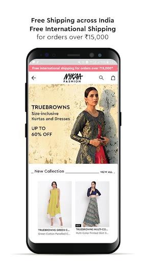 Nykaa Fashion u2013 Online Shopping App screenshots 4