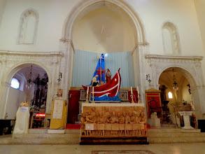 Photo: Duomo combines 'presepio' with ship of faith in 2012 Vatican theme logo