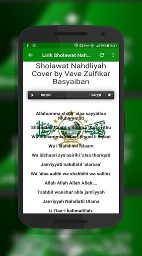 Sholawat Nahdlatul Ulama Offline screenshot 8