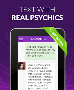 Psychic Txt & Daily Horoscopes- screenshot thumbnail