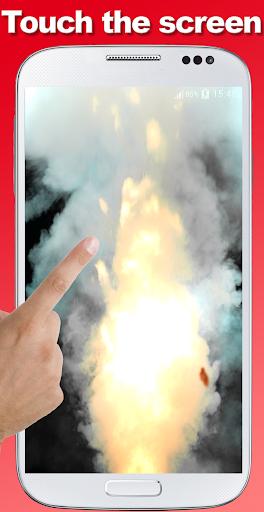 Explosion screen simulator prank 1.1.0.21 screenshots 2