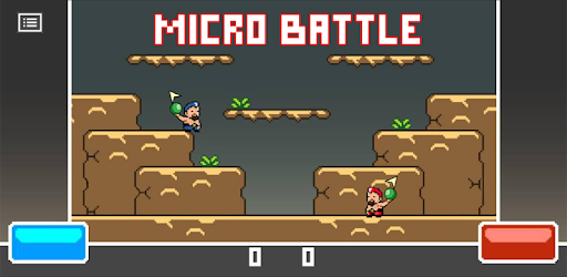 Micro Battle: The battle is not over! The best 2 PLAYER FIGHTING game 2019