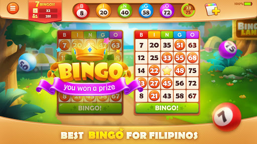 Bingo Land - No.1 Free Bingo Games Online 1.1.0 screenshots 1