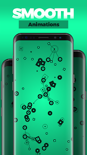 Knots Live Wallpaper Screenshot