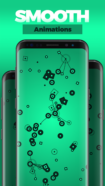 Knots Live Wallpaper Screenshot Image