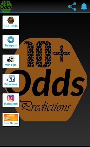 10+ odds predictions screenshot 2