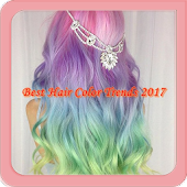 Best Hair Color Trends 2017