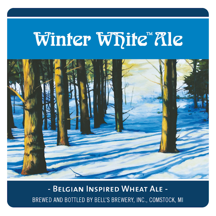 Logo of Bell's Winter White Ale