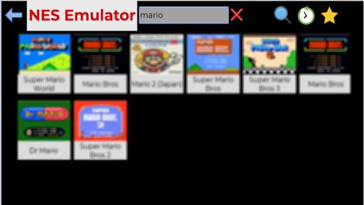 NES Games - NES Emulator Free Roms Apk by Washburn Studio