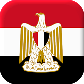 Egyptian Flag Live Wallpaper