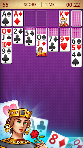 Solitaire Card Games Screenshot