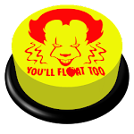 You ll Float Too -Pennywise Button
