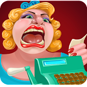 Shop Сashier - Girl Cash Register Profession