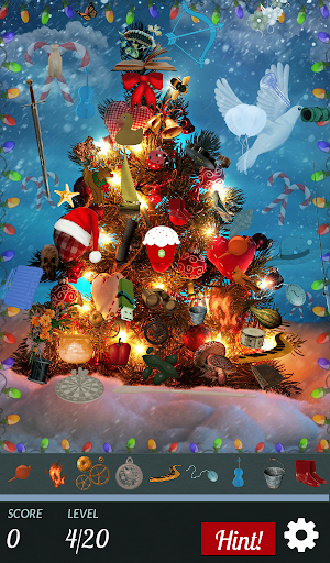 Hidden Object - Cozy Christmas