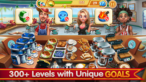 Cooking City: frenzy chef restaurant cooking games 1.82.5017 screenshots 7