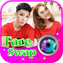 Funny Face Swap Live icon