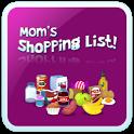 Mom's Shopping List icon