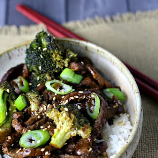 Better Than Takeout Beef & Broccoli Recipe