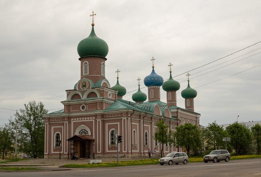 alexbelykh.ru, Спасо-Преображенский собор Тихвин