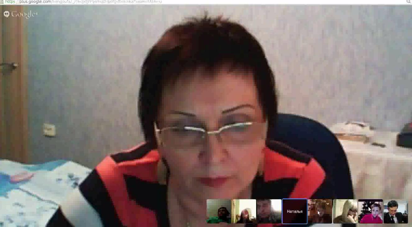 Наталья Парфетрьева в имитационной сессии медиации