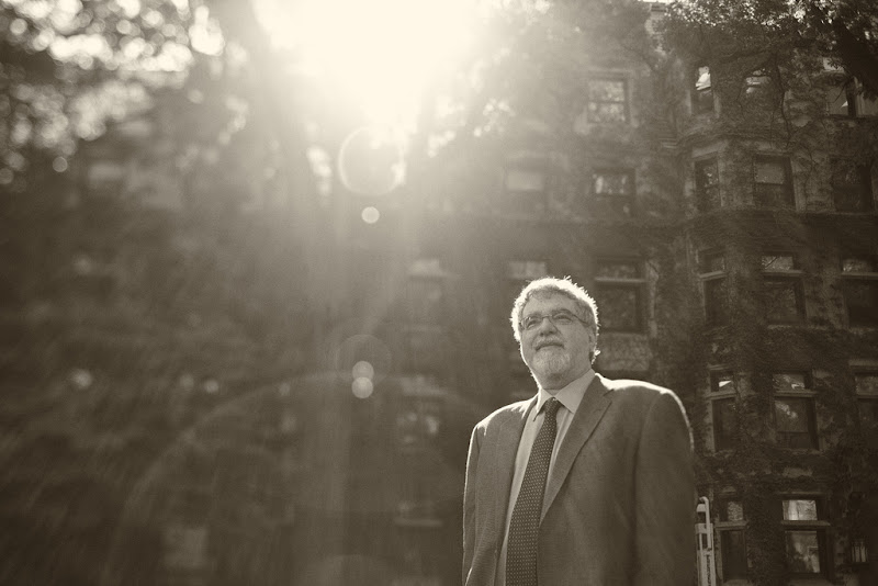 Photo: Howard Nusbaum, Professor in Psychology and the College, recipient of a 2012 Quantrell Award for Excellence in Undergraduate Teaching. Read his interview: http://bit.ly/KmEqe2 (Photo by Chris Strong)