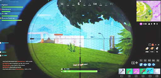 New Fortnite Battle Royal Building Hint for PC