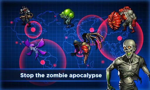 Robot Vs Zombies Game 102.0.20180423 screenshots 11
