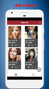 video call recorder 2019 – record video call Apk  Download For Android 1