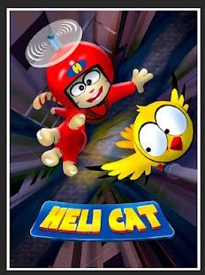 Heli Cat - náhled