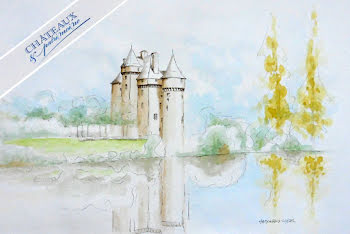 château à Gueret (23)